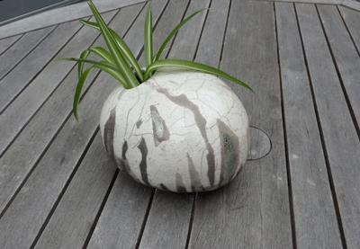 Raku Stone - ceramic