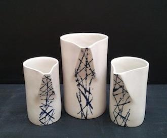 De kannetjes - stoneware jars