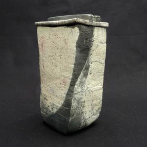 Twix - raku ceramic pottery