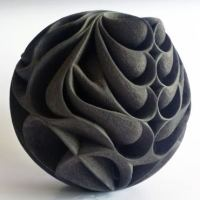 Ceramics - The faceted forms of Halima Cassell
