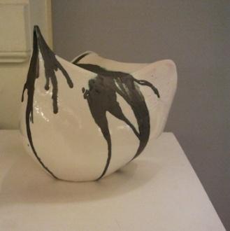 Pigeon - Ceramic Sculpture