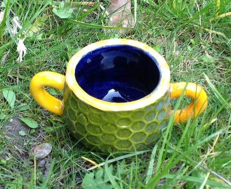 children's mug - ceramic