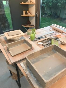 cursus keramiek opbouw